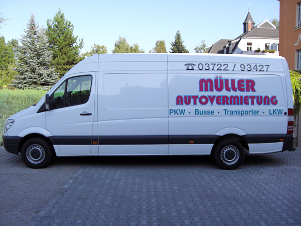m ller autovermietung chemnitz transportervermietung. Black Bedroom Furniture Sets. Home Design Ideas